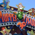 Muppet*Vision 3D/マペットビジョン3D(アナハイム・DCA)レビュー