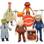 Diamond Select Toys マペッツ アクションフィギュア シリーズ2は16年夏に発売