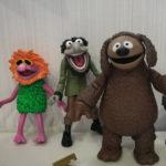 """""""Muppets Select"""" シリーズ3 ロルフ&クレイジー・ハリー&マナマナの写真レビュー"""