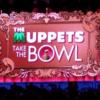 野外ライブステージ The Muppets Take the Bowl  特集(1)現地レポートほか