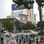 小さき勇者たちガメラ 2005/08/08 三越前、大須商店街ロケ