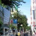 小さき勇者たちガメラ 2005/08/10 久屋大通付近、日銀前歩道橋ロケ