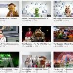 ザ・マペッツ/The Muppets公式動画まとめ(2011~2012年)