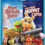The Great Muppet Caper/Muppet Treasure IslandのUS版Blu-ray発売決定