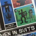 """海外スーツアクタードキュメンタリー""""MEN IN SUITS"""""""