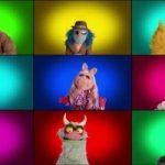キャラ総登場のミュージックビデオなど、2016/01までのマペッツ動画