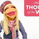 """週替りでマペットが登場 """"Muppet Thought of the Week"""""""